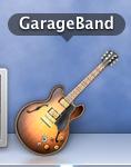 GarageBandアイコン