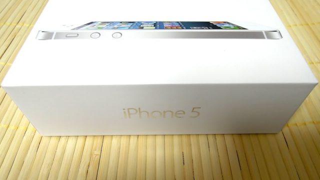 [iPhone5]落とした!ホームボタン壊れた!?・・・治ったw
