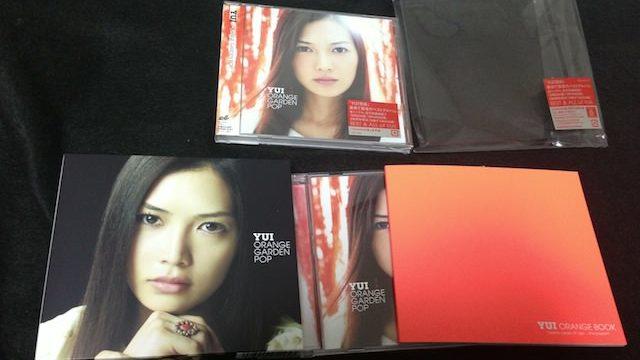 [music]YUIさんのベスト・アルバムが届きましたよ!・・?