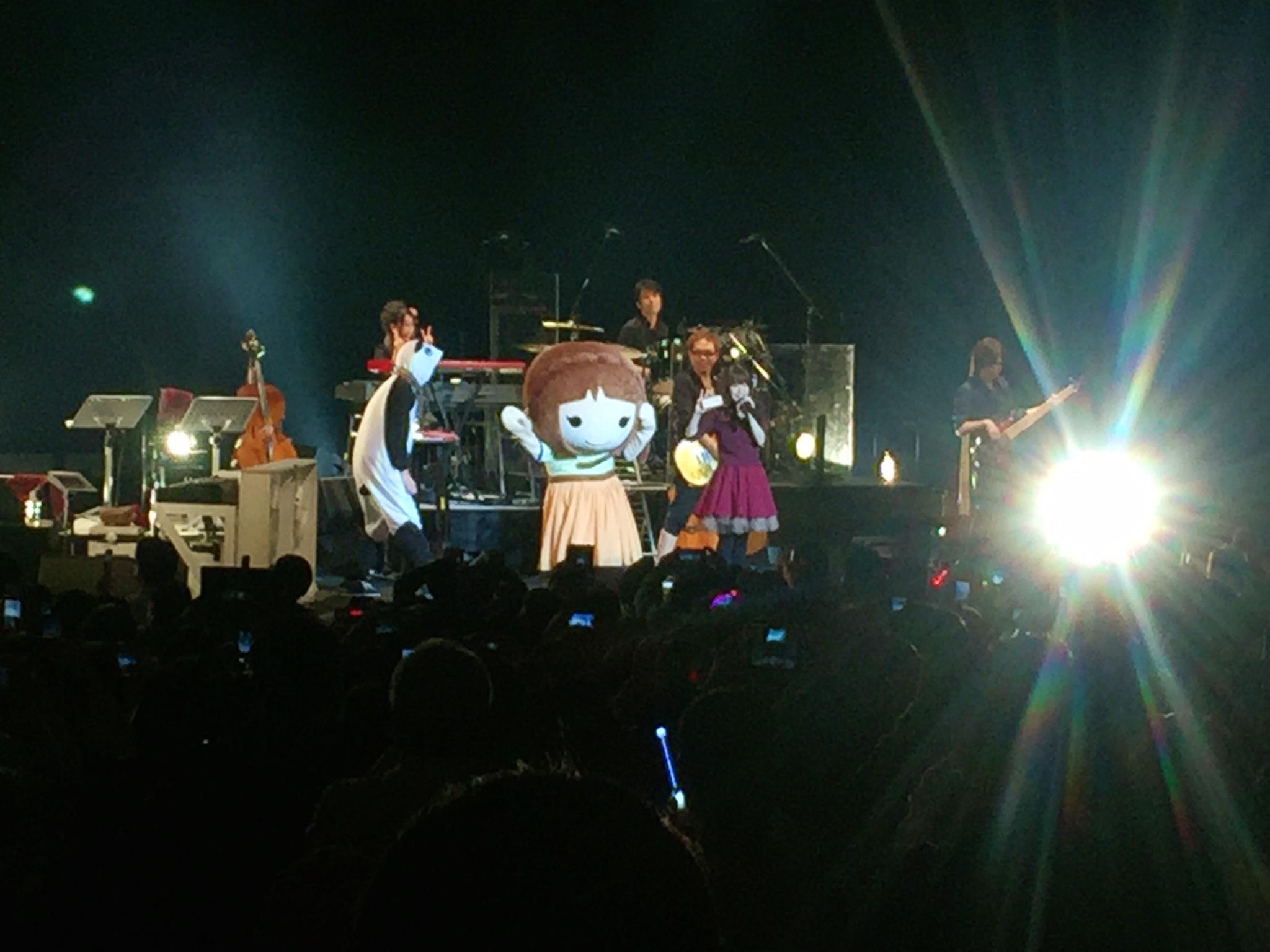 [music]藤田麻衣子LIVE「oneway」中野サンプラザホール行ってきた(写真だけ
