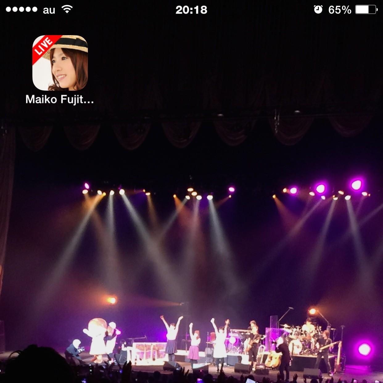 [music]藤田麻衣子さんの「Early Summer LIVE 2011」アプリが1月30日で終了するそうですよっ!