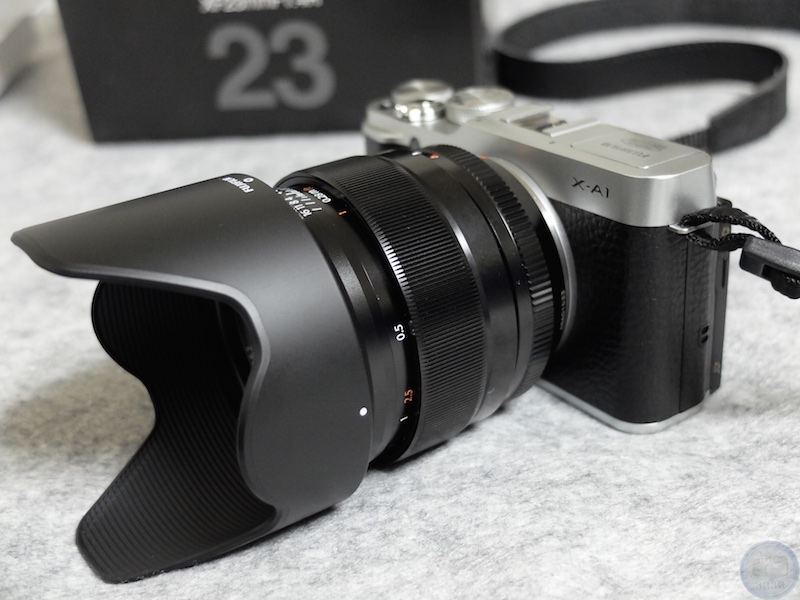 [写真]フジノンレンズ XF23mmF1.4 Rを買いましたよっ(写真多め。試し撮りも…)