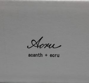 アクリュの箱