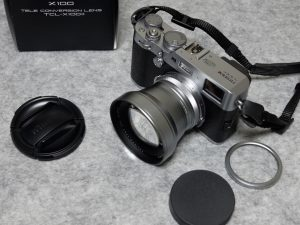 X100F TCL-X100Ⅱ