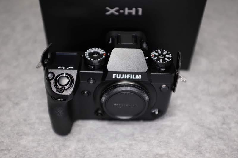 [カメラ]キャッシュバックがもうすぐ終わるのでX-H1の感想を書いて見た。