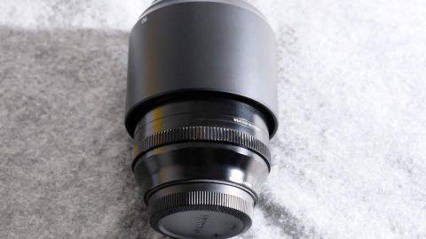 [カメラ]PeakDesignの類似品を買ったらレンズに傷がついたという話。
