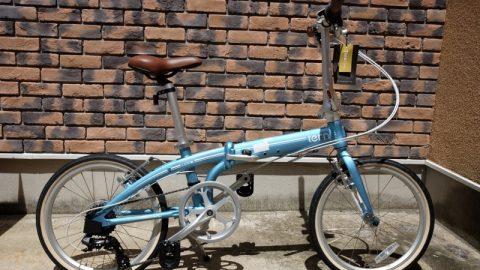 [自転車]半年ほど前に折り畳み自転車をAmazonで買ったという話
