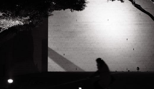 [写真]神宮外苑あたりのモノクロ写真(X-Pro3)