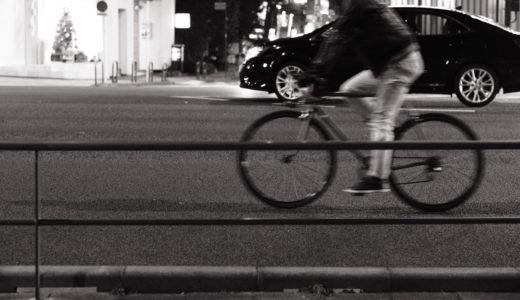 [写真]渋谷付近のモノクロ写真(X-Pro3)